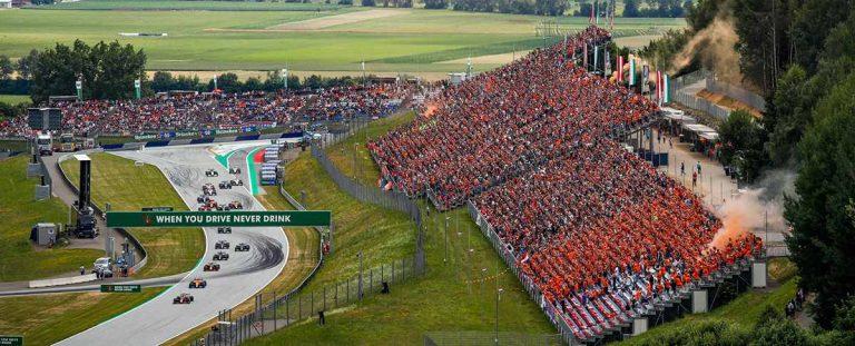 «ФОРМУЛА-1»: Гран-при Австрии-2021