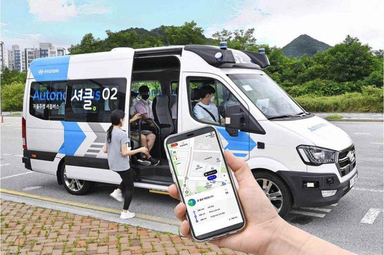 Hyundai RoboShuttle