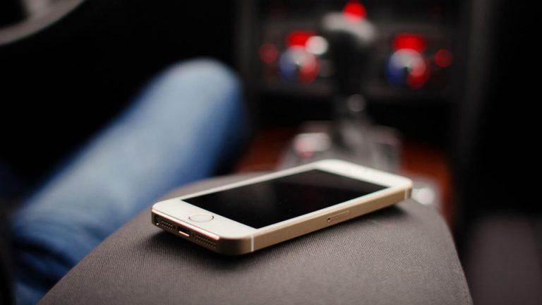 телефон в авто