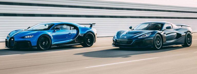 Rimac объединился с Bugatti