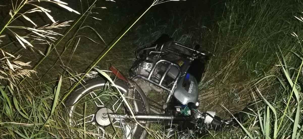 смертельное ДТП мотоциклиста Кукличи