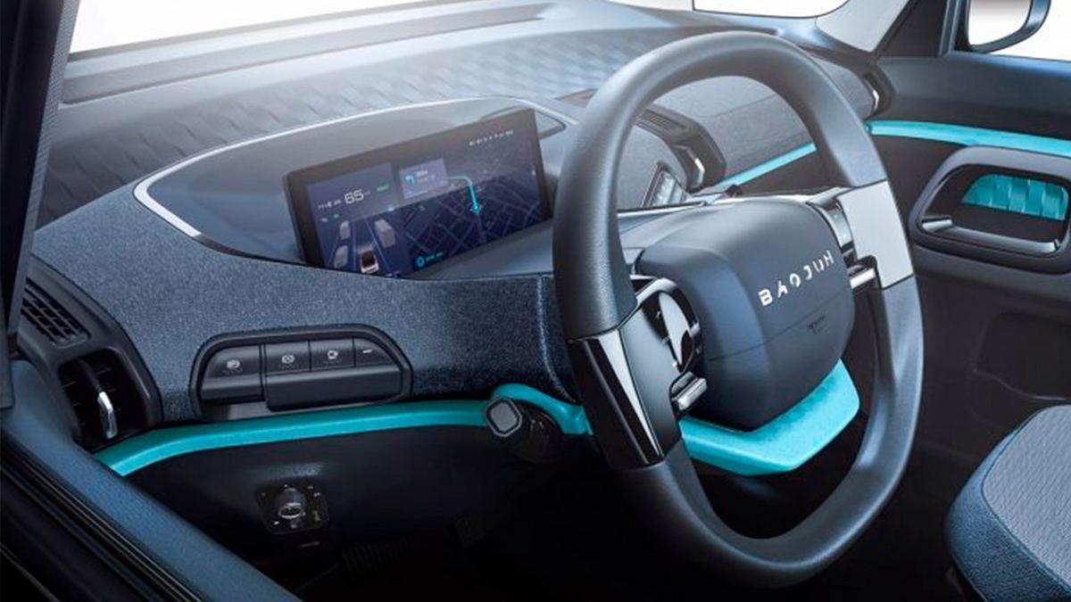 Baojun E300 EV