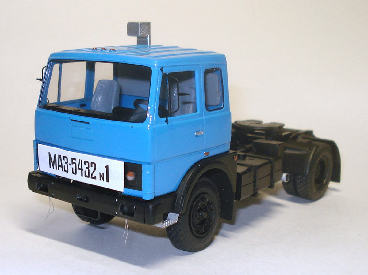 модель МАЗ-5432
