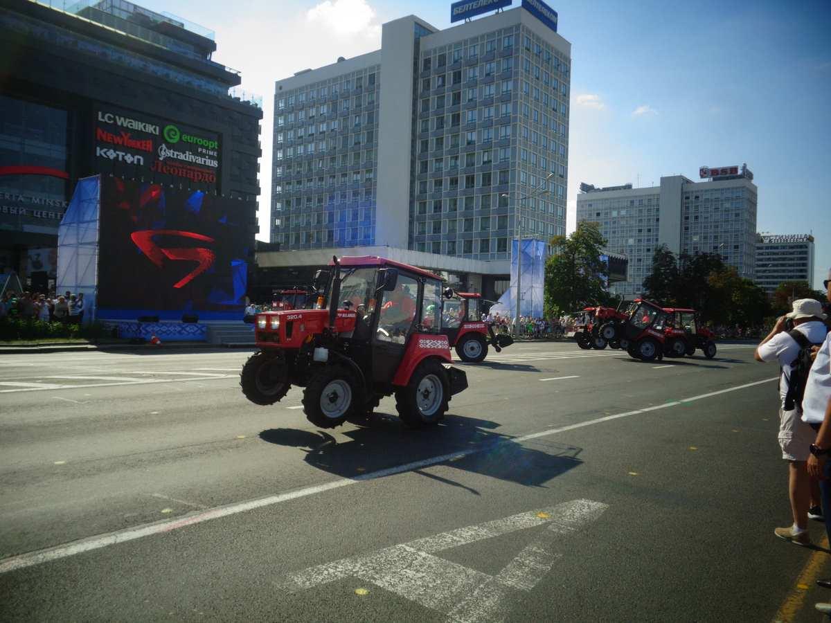 """Республиканская акция """"День открытых дорог"""""""