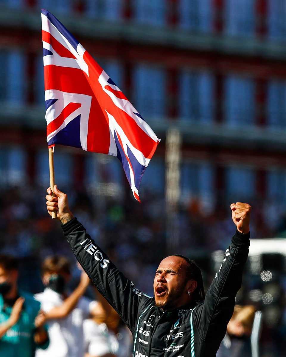 «ФОРМУЛА-1»: Гран-при Великобритании-2021
