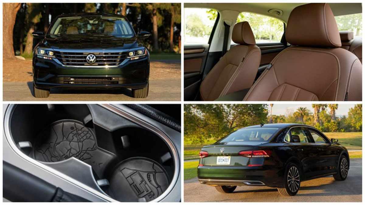 Volkswagen Passat для США