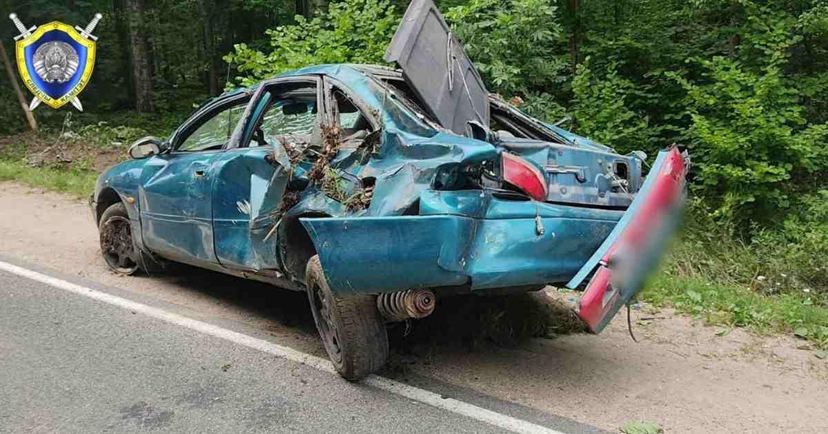 ДТП с Mazda 626