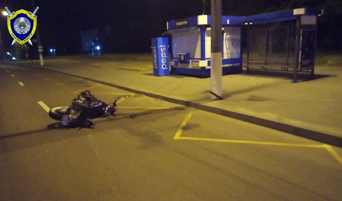 смертельное ДТП в Витебске