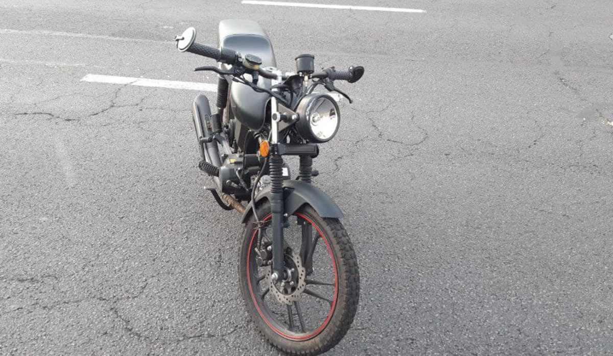 ДТП в мотоциклом на Притыцкого