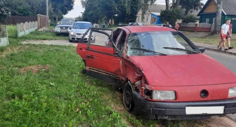 В Дубровенском районе погиб пассажир