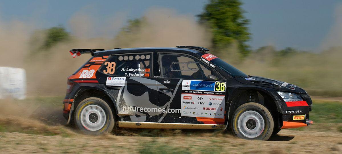 WRC 2021 Эстония