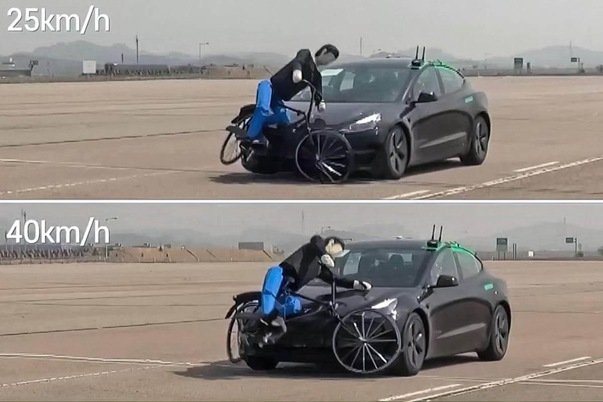Tesla Model 3 провалила южнокорейский тест