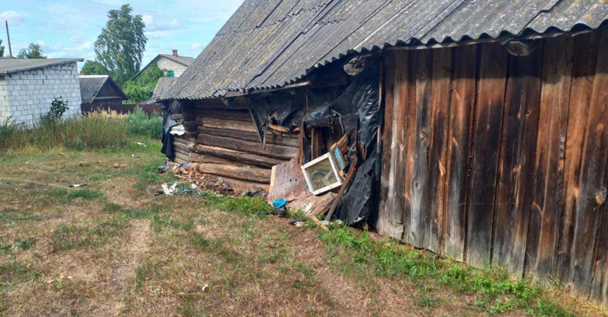 ДТП в Рогачевском районе