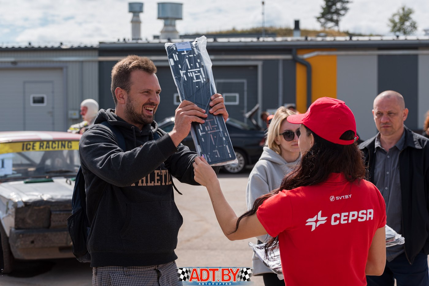 Трековые гонки август 2021