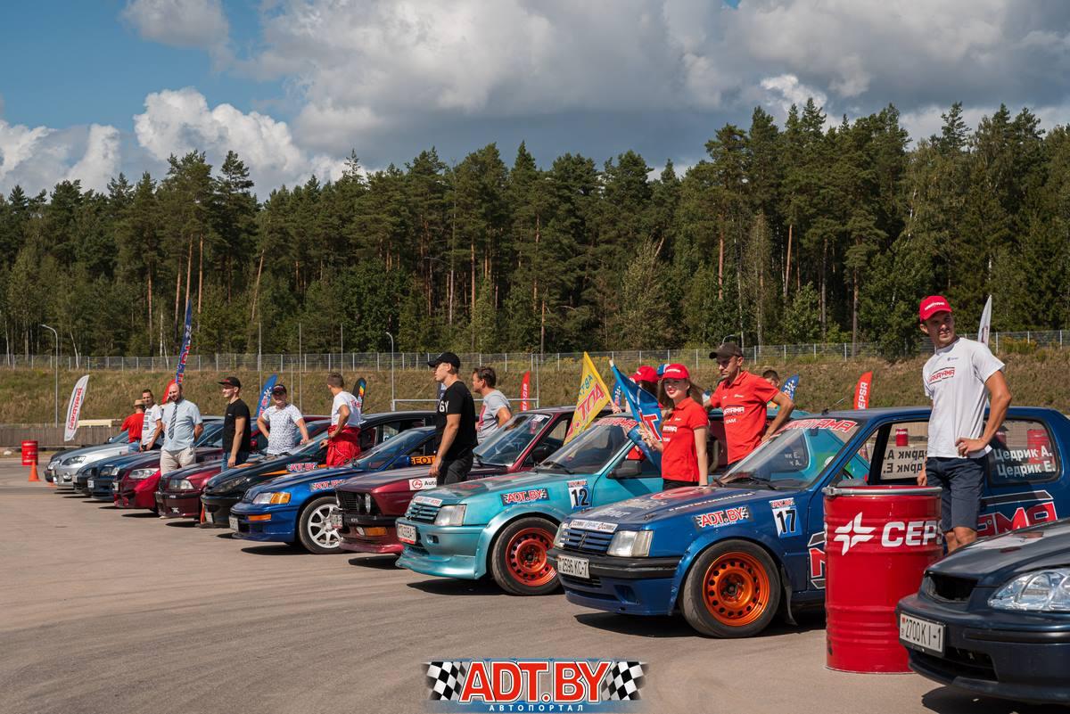 #ADTGymkhana Battle – 2021. 4 этап. Стайки. 22 августа