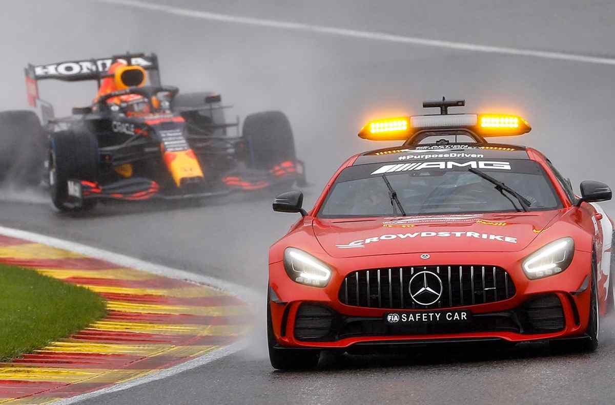 Итоги Гран-при Бельгии-2021
