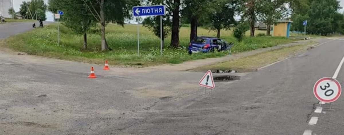 ДТП в Краснопольском районе