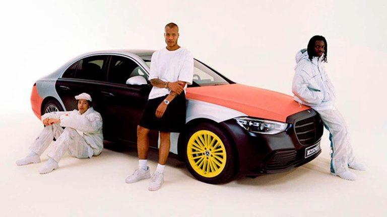 одежда Mercedes
