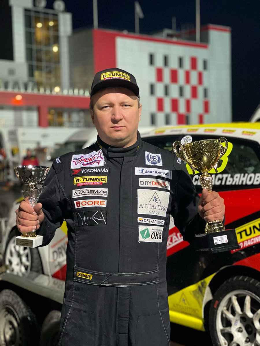 Андрей Севастьянов (B-Tuning YUKA Pro Racing Team)