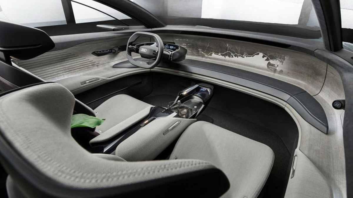 Audi Gransphere