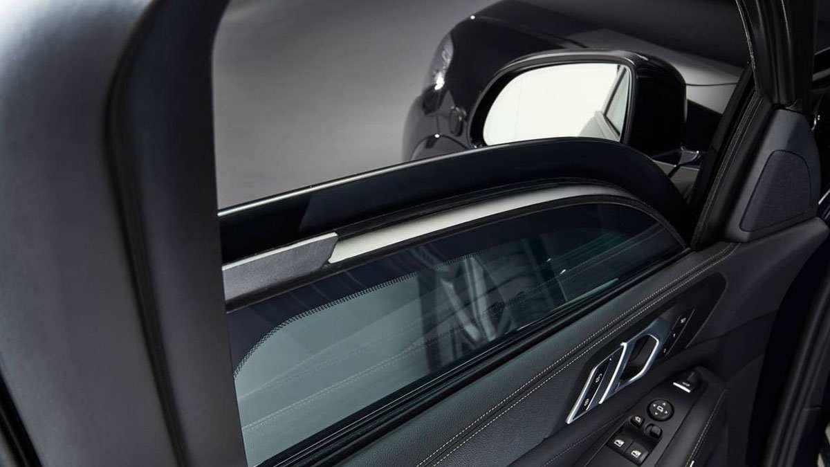 бронированный BMW X5
