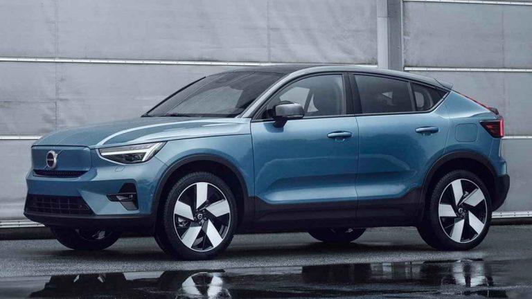 'электрокар Volvo