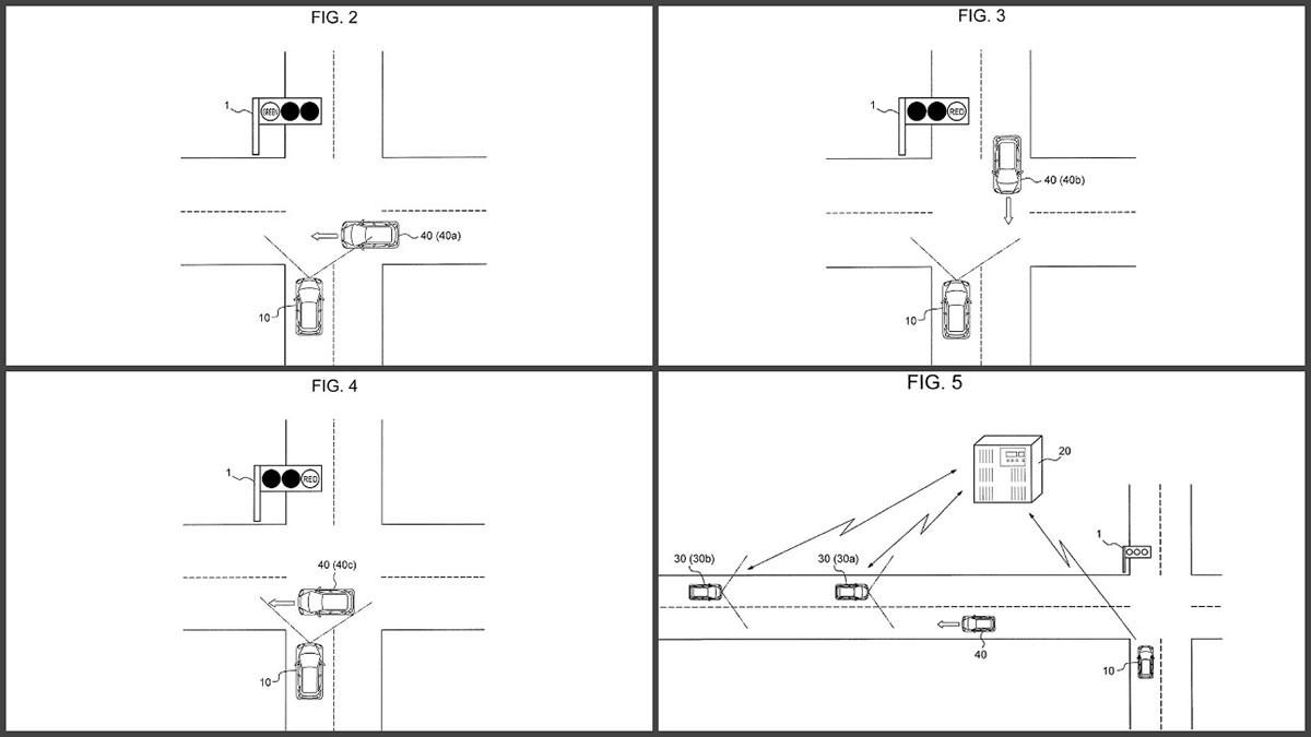 патент на камеры