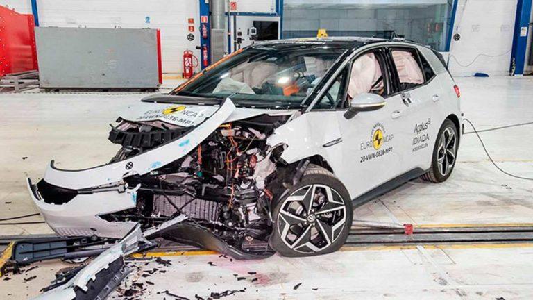 краш-тесты Volkswagen