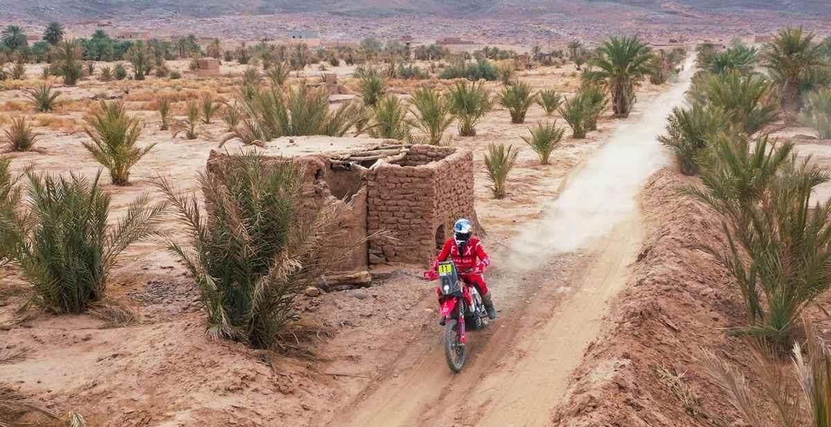 Ралли Марокко 2021