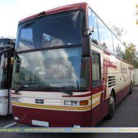 Белорусские таможенники задержали автобус, ввозимый на территорию ЕАЭС с заниженной стоимостью