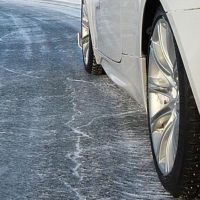 ГАИ призывает водителей информировать соответствующие службы о состоянии дорог