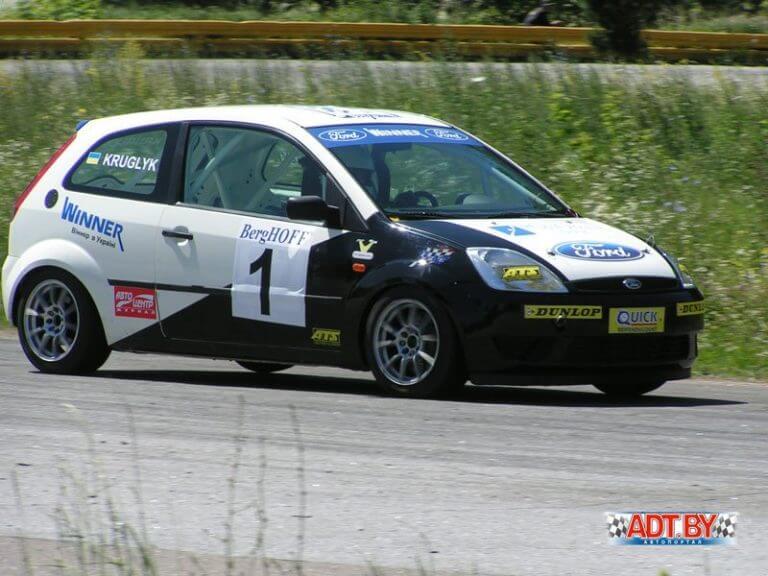 Кольцевые автогонки в Киеве